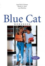 blue cat - engelsk for ottende, workbook - bog