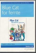 blue cat for femte - CD Lydbog