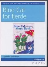 blue cat for fjerde. lær - bog