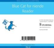 blue cat for niende - bog