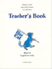 blue cat for tredje - bog