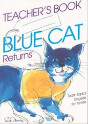 blue cat returns - engelsk for femte - bog