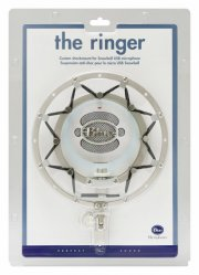 blue microphones the ringer snowball shockmount - Tv Og Lyd