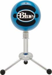 blue snowball mikrofon - neonblå - Tv Og Lyd
