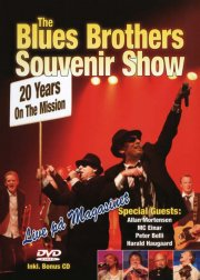 blues brothers souvenir show - DVD