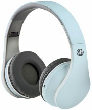 macs md5 bluetooth headset - blå - Tv Og Lyd