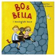 bo & bella i zoologisk have - bog