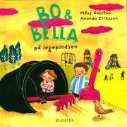 bo & bella på legepladsen - bog