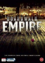 boardwalk empire - sæson 1-3 - hbo - DVD