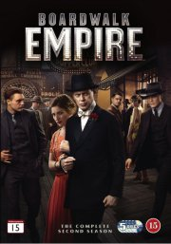 boardwalk empire - sæson 2 - hbo - DVD