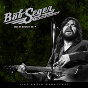 bob seger & the silver bullet band - live in boston - 1977 - Vinyl / LP
