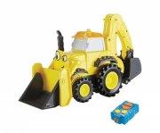 byggemand bob - fjernstyret rendegraver - grab - Fjernstyret Legetøj