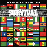 bob marley and the wailers - survival [original recording remastered] - cd