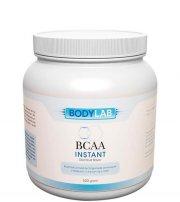 bodylab bcaa pulver - instant bcaa forgrenede aminosyrer - 500g - Kosttilskud