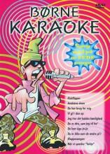børne karaoke - DVD