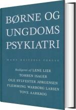 børne- og ungdomspsykiatri - bog