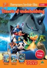 hurlum haj // dino for fuld udblæsning // dino for fuld udblæsning 2 - DVD