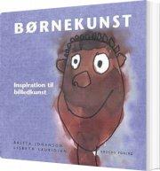 børnekunst - inspiration til billedkunst - bog