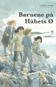 børnene på håbets ø - bog
