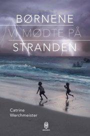 børnene, vi mødte på stranden - bog