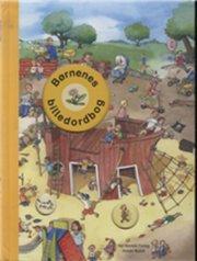 børnenes billedordbog - bog