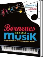 børnenes bog om musik - bog