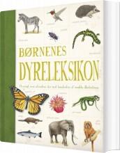 børnenes dyreleksikon - bog