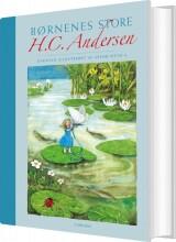 børnenes store h.c. andersen m/lærredsryg - bog