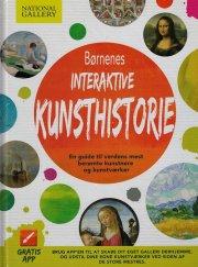 børnenes interaktive kunsthistorie - bog