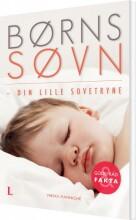 børns søvn - din lille sovetryne - bog
