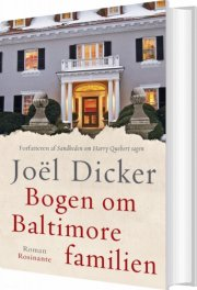 bogen om baltimore-familien - bog