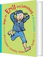 bogen om emil fra lønneberg - bog