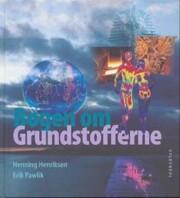 bogen om grundstofferne - bog