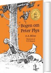 bogen om peter plys - bog