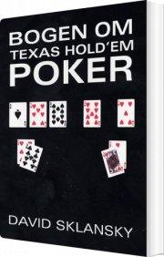 bogen om texas hold´em poker - bog