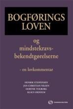 bogføringsloven og mindstekravsbekendtgørelserne - en lovkommentar - bog