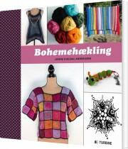 bohemehækling - bog