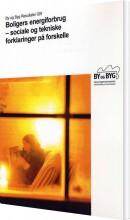 boligers energiforbrug - bog