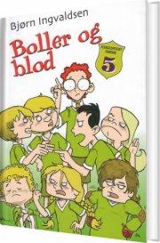 fodboldholdet frøerne 5 - boller og blod - bog