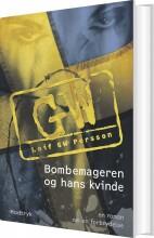 bombemageren og hans kvinde - bog