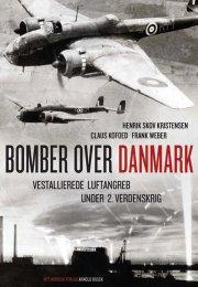 bomber over danmark - bog