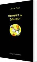 bombet & sænket bræk & mandelblomster - bog
