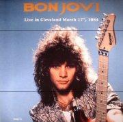 bon jovi - live in cleveland 1984 - Vinyl / LP