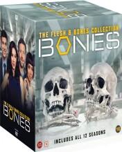 bones - sæson 1-12 box set - DVD