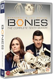 bones - sæson 10 - DVD