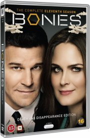 bones - sæson 11 - DVD