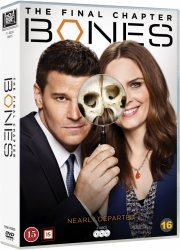 bones - sæson 12 - DVD