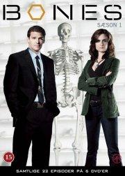 bones - sæson 1 - DVD