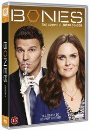 bones - sæson 9 - DVD