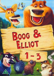 boog & elliot / open season 1-3 box - DVD